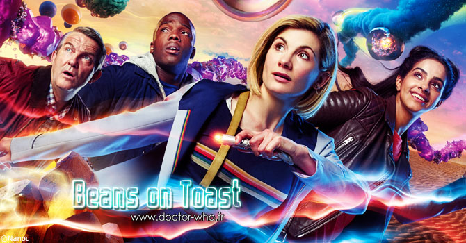 Beans on Toast - Doctor-Who.Fr