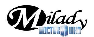 Logo Milady Doctor Who