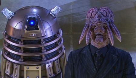Daleks in Manhattan / Evolution of the Daleks