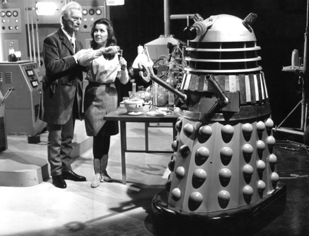 Daleks for Peter Cushing