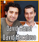 David Manet, David Macaluso