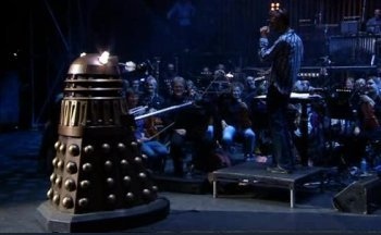 Ben Foster Dalek