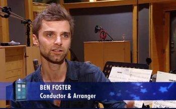 Ben Foster et Torchwood
