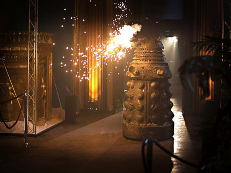 The Big Bang: Stone Dalek