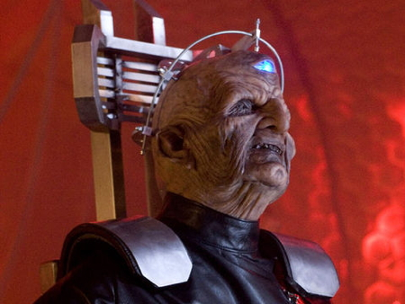 Stolen Earth / Journey's End: Davros