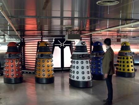 Victory of the Daleks: Nouveaux Daleks