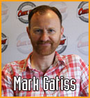 ITW Mark Gatiss