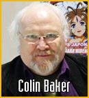 Colin Baker Paris Manga & Scifi Show