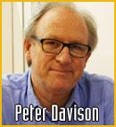 ITW Peter Davison
