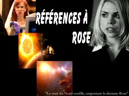 Références à Rose
