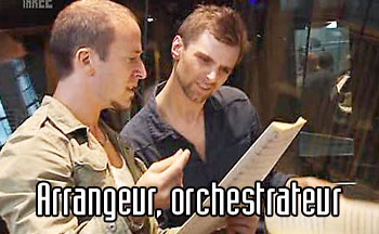 Arrangeur, orchestrateur