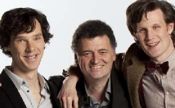 Cumberbatch, Moffat, Smith