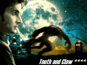 Tooth and Claw / Un loup-garou royal ****