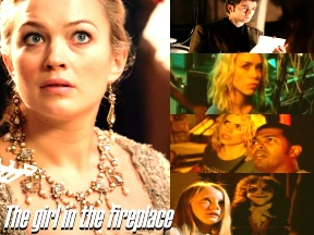 The Girl in the Fireplace / La cheminée du temps