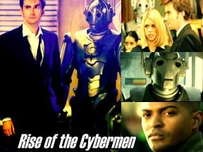 The Rise of Cybermen / Le règne des Cybermen