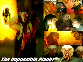 The Impossible Planet/ La planète du Diable