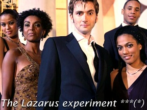 The Lazarus Experiment ***(*)