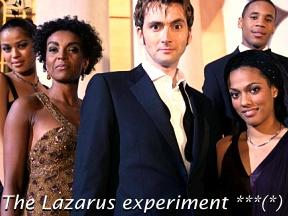 The Lazarus Experiment ***(*)