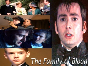 The Family of Blood / Smith, la montre et le Docteur