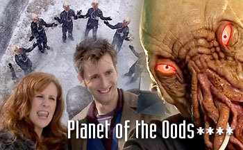 Planet Of the Ood ****