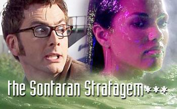 The Sontaran Stratagem ***