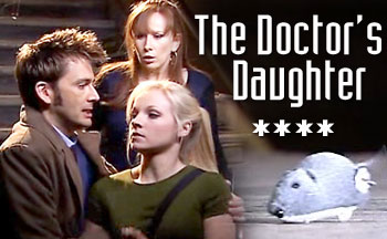 The Doctor's Daughter ****