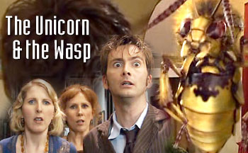 The Unicorn and The Wasp