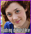 Audrey d&#039;Hulstre