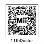 QR Code 11e Docteur