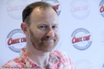 Mark Gatiss closeup