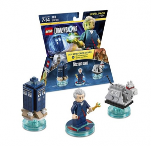 Pack Lego Dimensions Doctor Who